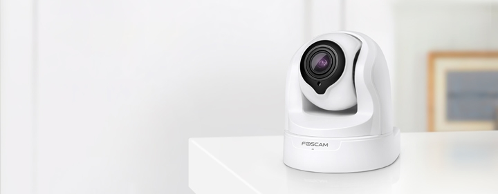 FHD 4x zoom beveiligingscamera